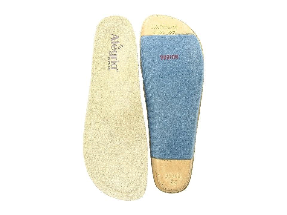 Alegria Enhanced Arch Footbed (Tan) Women