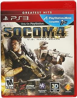 SOCOM 4: U.S. Navy Seals - Playstation 3