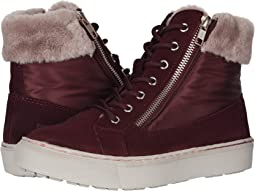 Wine Suede/Nylon