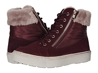 Cougar Dublin Waterproof (Wine Suede/Nylon) Women