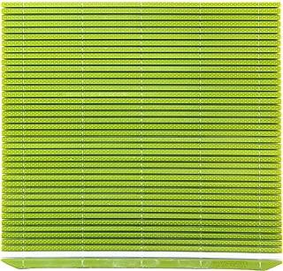 Hasegawa 10 x 6.5 Inch Plastic Green Makisu/Sushi Rolling Mat