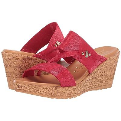 Italian Shoemakers Adriane (Red) Women