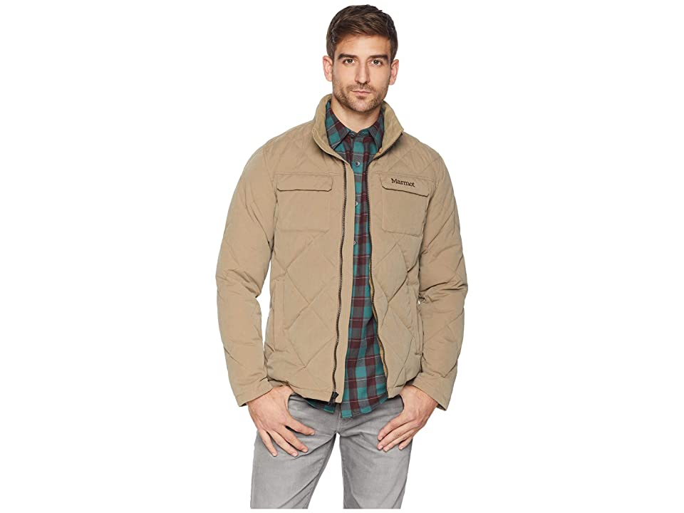 Marmot Burdell Jacket (Desert Khaki) Men