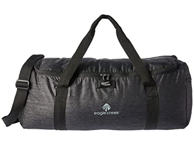 Eagle Creek Travel Essentials Packable Duffel (Black) Duffel Bags
