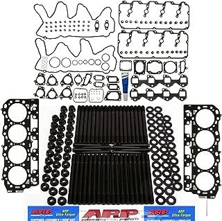 ARP Stud Kit w/Mahle Head Gasket Set & Grade 'C' Head Gaskets - Duramax LML 6.6