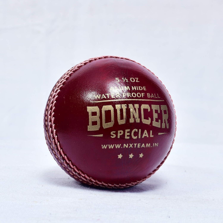 Super intense SALE NX Cricket Balls Leather India Made in Super sale -