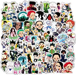 Anime Stickers Toaru Kagaku no Railgan Stickers for Kids and Teens 50Pcs Variety Vinyl Waterproof Car Sticker Motorcycle Bicycle Luggage Decal for Laptop Stickers