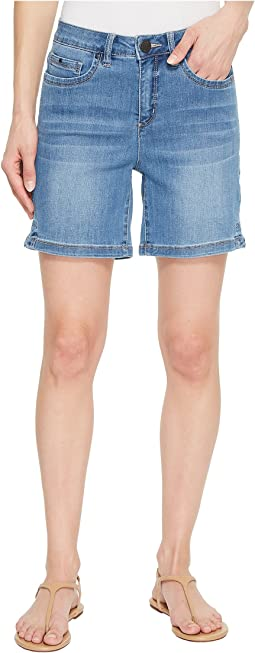 FDJ French Dressing Jeans - Coolmax Denim Olivia Shorts in Chambray