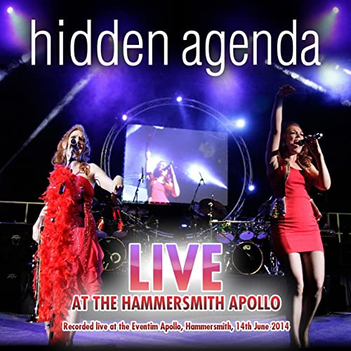 Live at the Hammersmith Apollo de Hidden Agenda en Amazon ...