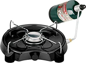 """Best Coleman PowerPack Propane Stove, Single Burner, Coleman Green - 2000020931, 4"""" H x 13.38"""" W x 12.5"""" L Review"""