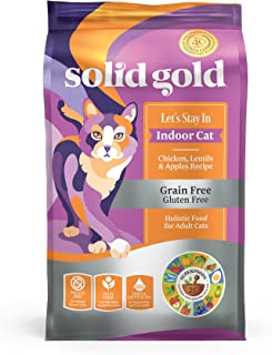 Best is solid gold cat food good Reviews