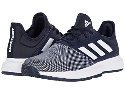 adidas GameCourt (Legend Ink/Footwear White/Legend Ink) Men