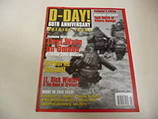 Military Heritage Presents D-Day! 60th Anniversary Special Issue WWII History Magazine Summer 2004