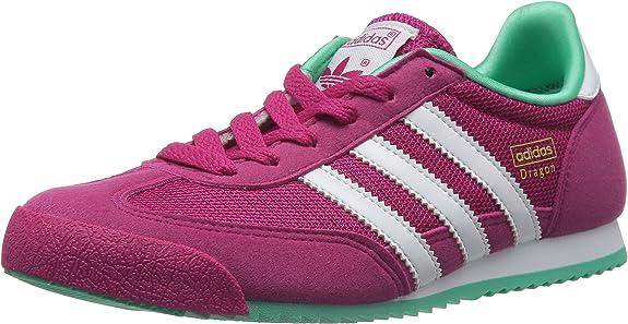 adidas Dragon, Baskets Femme, Rose (Pink Buzz S10/Running White ...
