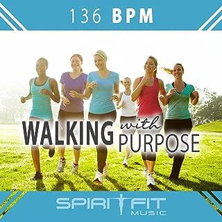 Walk With Purpose (136 BPM Christian Music Workout Mix)