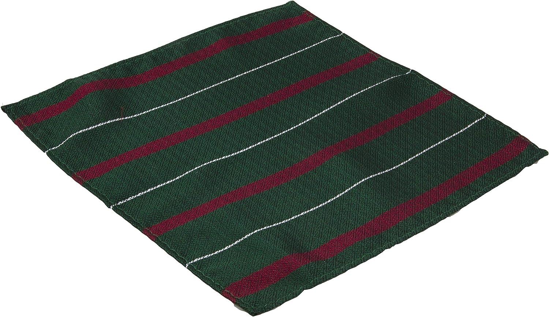 Light Infantry Silk Non Crease Pocket Square (Small Handkerchief)