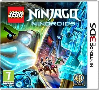 LEGO Ninjago Nindroids (Nintendo 3DS) [Importación Inglesa]