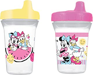 Disney - Baby Sippy Cup, 12 Months+, 300ml, Pack of 2 - Minnie Mouse