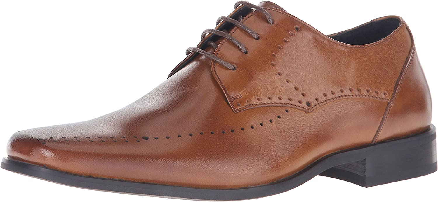 Stacy Adams Men's Atwell Plain-Toe Lace-Up Oxford