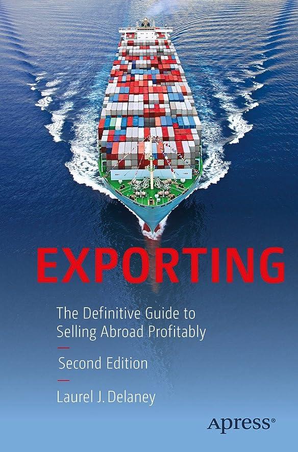 監督するチャペルキャラクターExporting: The Definitive Guide to Selling Abroad Profitably (English Edition)