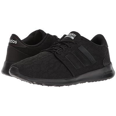 adidas Cloudfoam QT Racer (Core Black/Core Black/White) Women