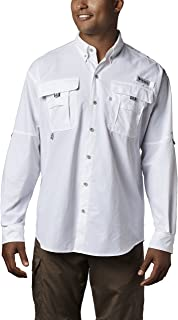 Columbia Men's PFG Bahama II Long Sleeve Shirt,...