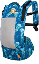 Baby Tula - Coast Who's Jelly Now Free-to-grow Adjustable Waist Pack for Newborns, Ergonomic with Different Positions for ...