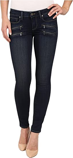 Paige Edgemont Ultra Skinny Transcend Denim in Nottingham