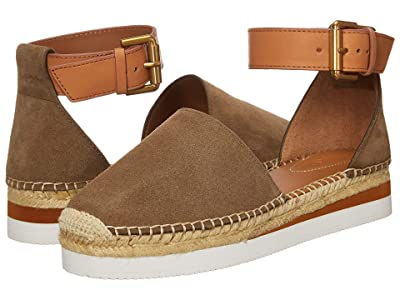 See by Chloe SB26150 (Crosta Alghe/Natural Calf Cuoio) Women