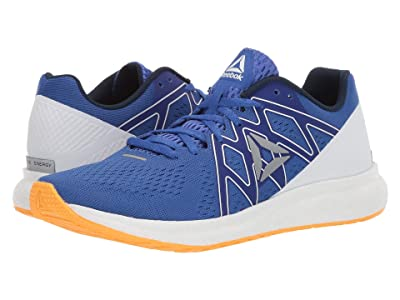 Reebok Forever Floatride Energy (Crushed Cobalt/Collegiate Navy/Gold/White/Pure Silver) Men