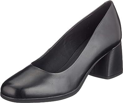 Geox D Calinda Mid B, Zapatos de Tacón Mujer