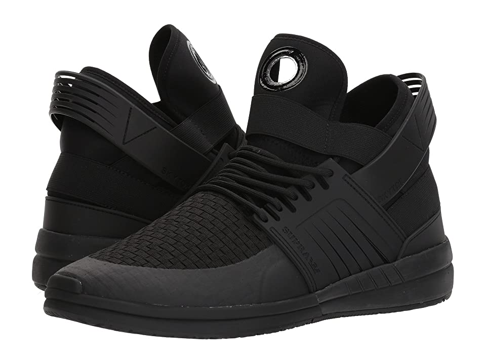 Supra Skytop V (Black/Black) Men