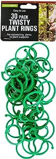 123-Wholesale - Set of 36 Twisty Plant Rings - Lawn & Garden Garden Tools