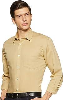 Amazon Brand - Arthur Harvey Men's Regular Fit Formal Shirt
