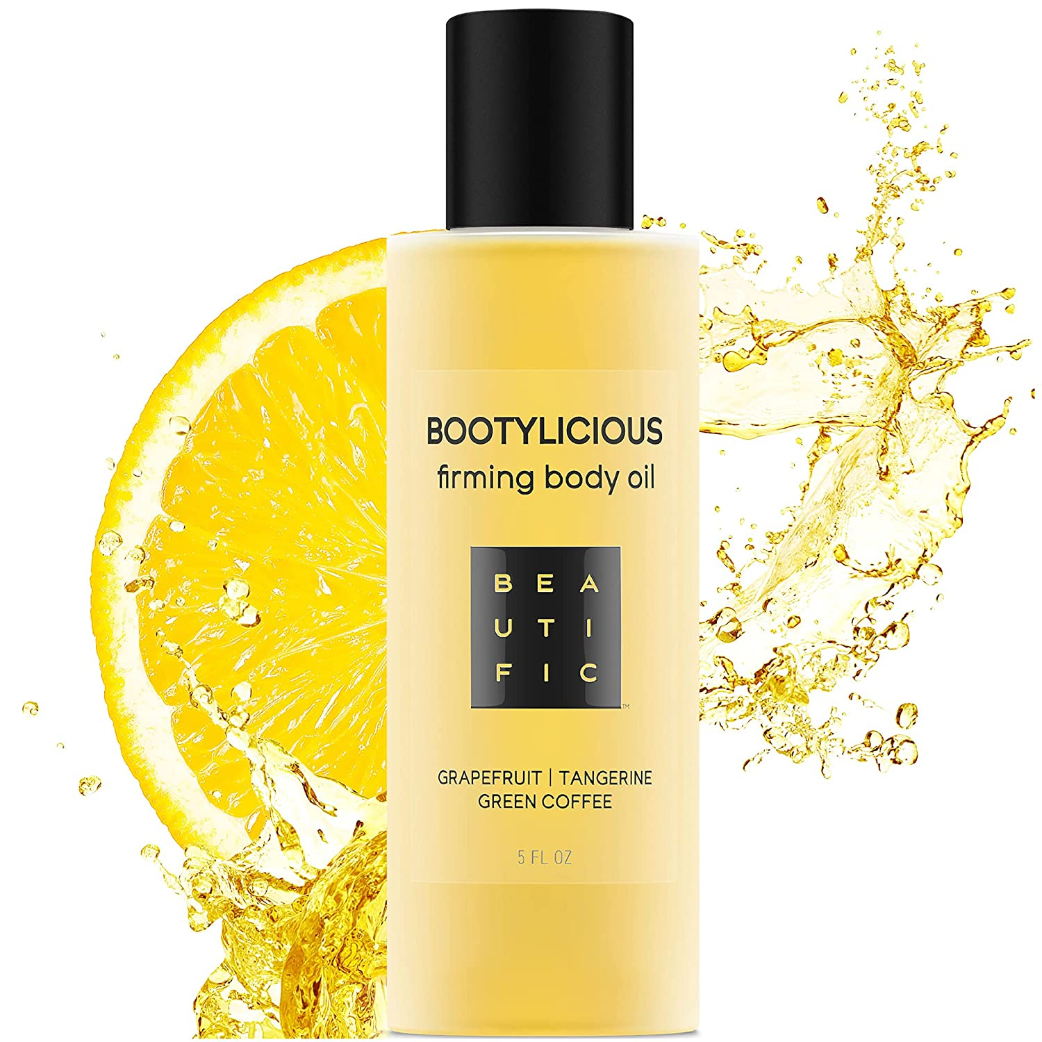 Buy BEAUTIFIC Natural Firming Body Oil   Bootylicious   Skin ...