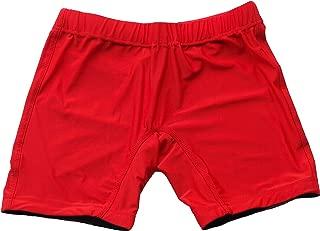 Blank MMA Men's Vale Tudo Compression Shorts