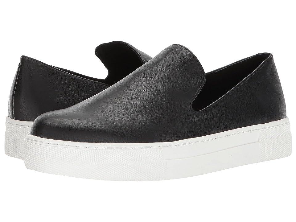 Steven Arden Sneaker (Black Leather) Women