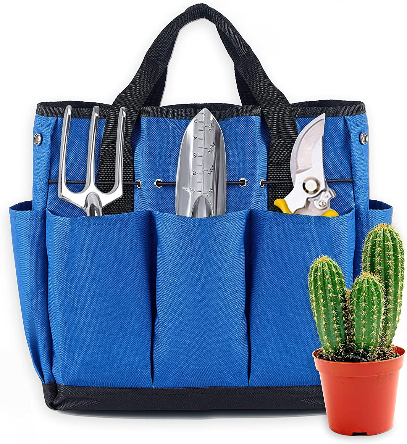 byhui Garden Brand new Tote Bag Large and outlet Organiz Tool Storage
