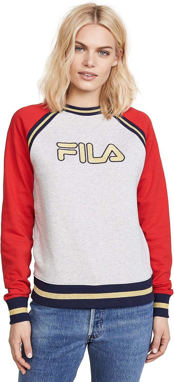 Fila Womens Fleece Running Sweatshirt