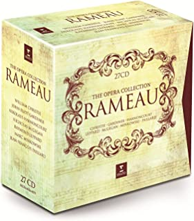 Jean-Philippe Rameau: 250th Anniversary Opera Edition