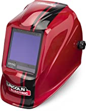 Lincoln Electric VIKING 3350 Code Red Welding Helmet with 4C Lens Technology - K4034-3