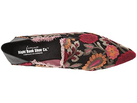 Right Bank Shoe Co™ Val Pushdown Flat dqxxJIDA