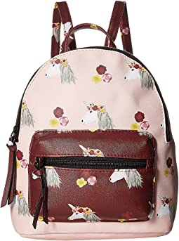 Two-Tone Unicorn Backpack