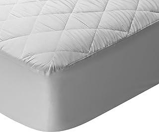 Pikolin Home - Protector de colchón/Cubre colchón acolchado, transpirable, 150x190/200cm-Cama 150 (Todas las medidas)