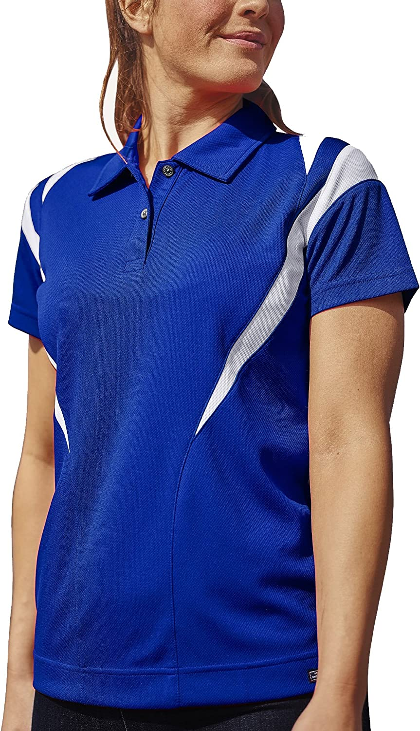 Pro Celebrity Women's Flame Thrower Polo Shirt
