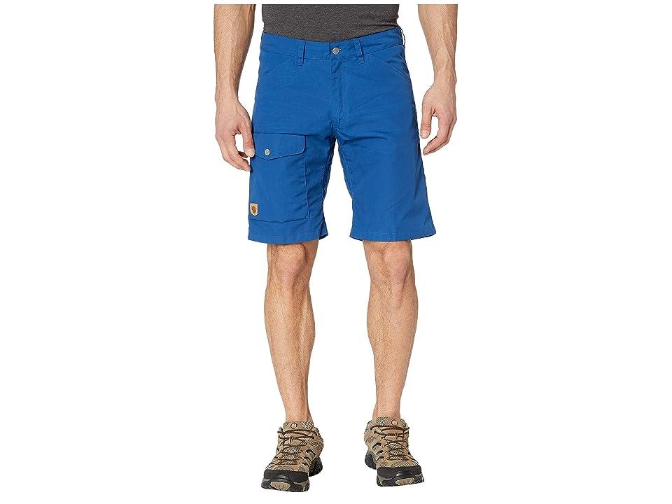 Fjallraven Greenland Shorts (Deep Blue) Men