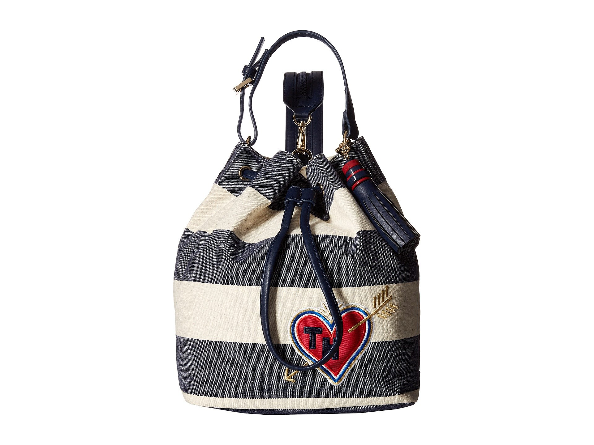 Mochila para Mujer Tommy Hilfiger Summer of Love Sling Backpack  + Tommy Hilfiger en VeoyCompro.net