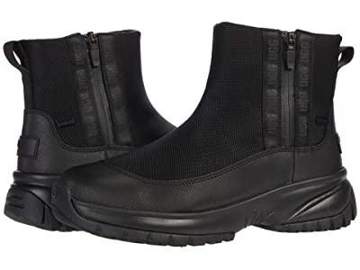 UGG Yose Zip (Black) Women