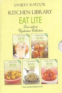 Kitchen Library Eat Lite (Set Of 5 Books)