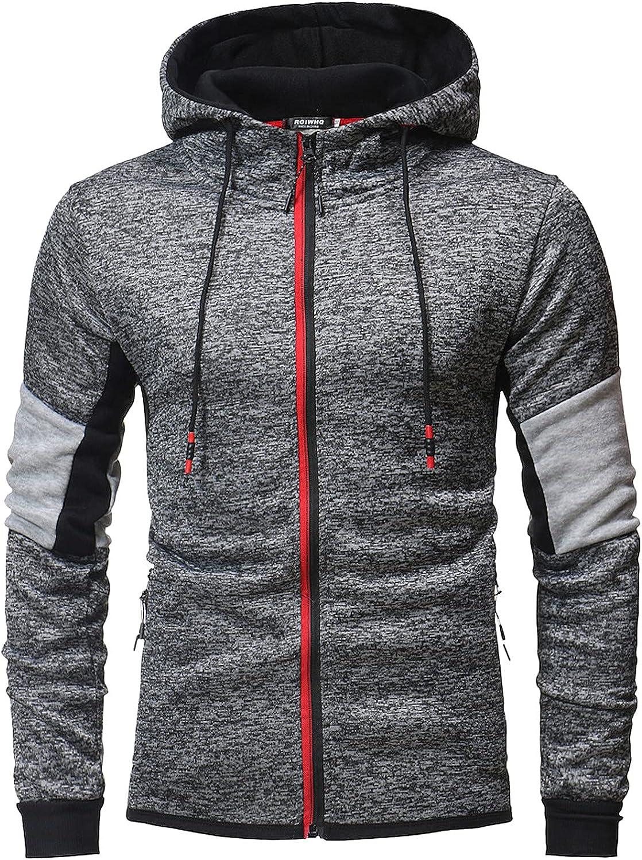 Mens Fashion OFFer Athletic Hoodies Sport Fleece L Max 83% OFF Sweatshirt Pullover